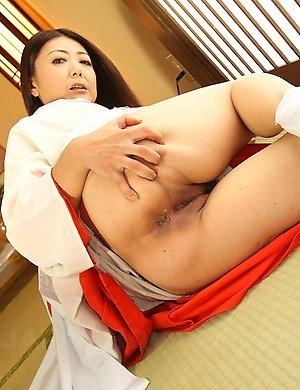Big breasted mature